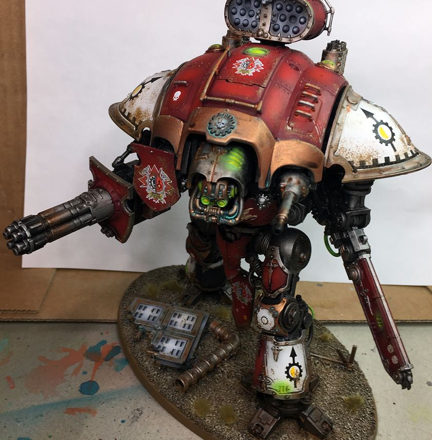 Admech Knight1