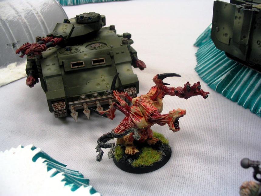 DG Spawn and Predator