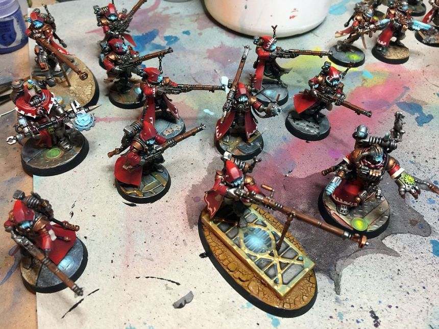 Ranger squad 1 complete