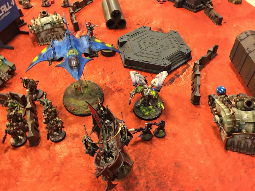 Game 2 DG vs Aeldari 3