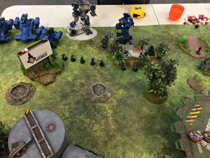 Game 4 DG vs Tau 2