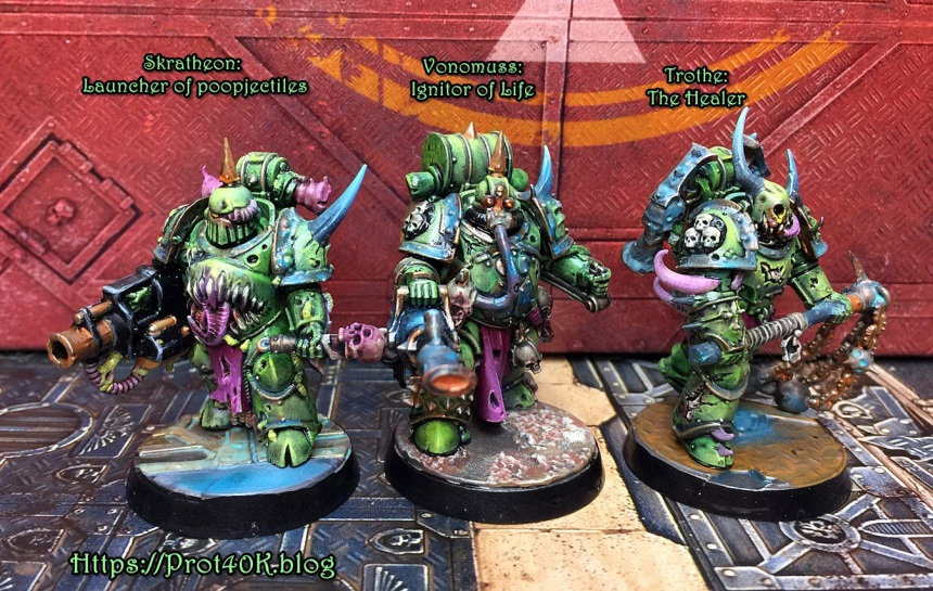 KT Skratheon Vonomuss and Trothe