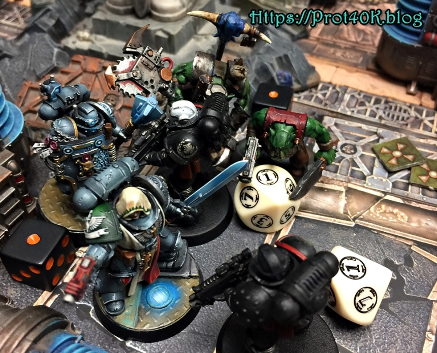 Krazy Kill Team Moments