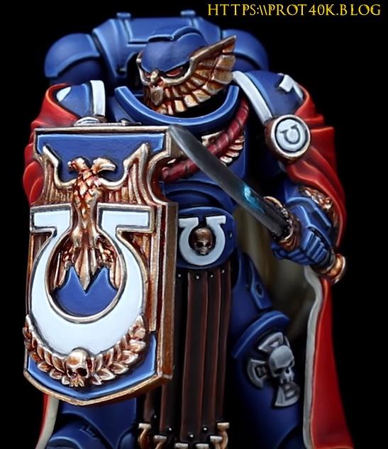 Primaris Vicatrix Guard Prot