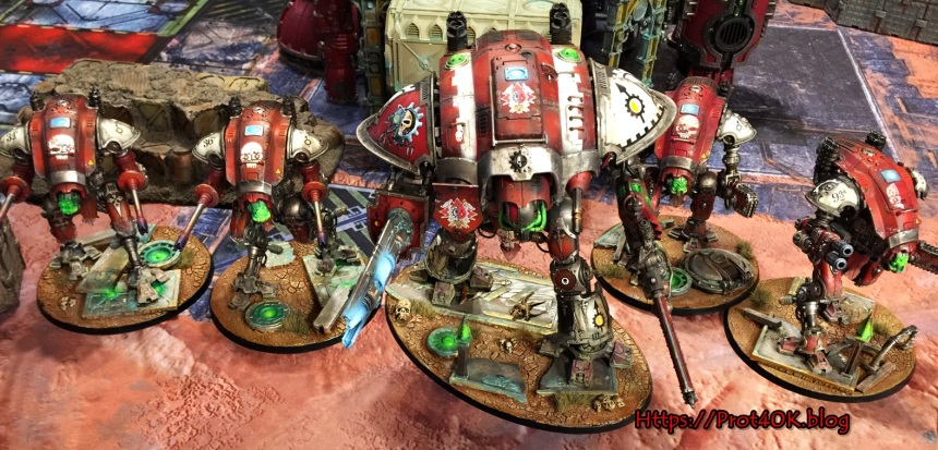 project knights helverins warglaives prots preceptpr complete